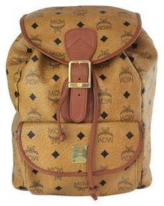 MCM Heritage Backpack Heritage Backpack 499d229fcd180