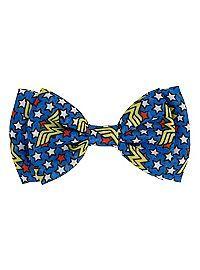 HOTTOPIC.COM - DC Comics Wonder Woman Logo Hair Bow