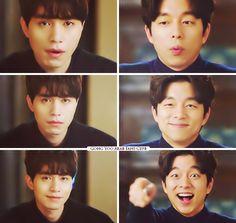 Goblin, Gong Yoo, Lee Dong Wook