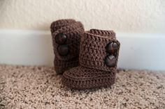 Crochet Baby Boots Girl Baby Booties Boy Baby di shopathooked