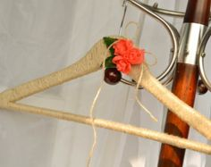 Beautiful Hanger for wedding - an indispensable accessory for the holiday and…