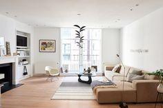 Een kijkje in het stylish appartement van Liza Chloë - Roomed