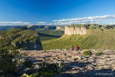 O Parque Nacional da Chapada Diamantina, na Bahia, é um dos mais visitados do Brasil