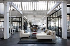 """The Intern"" Set Design Photos 
