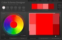 Color scheme designer 1