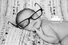 Newborn Boy - Glasses