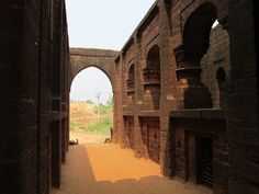 Gateways of Bishnupur  #IndianColumbus  http://indiancolumbus.blogspot.com/2016/02/gateways-of-bishnupur.html