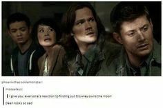 supernatural kevin tran - Google Search