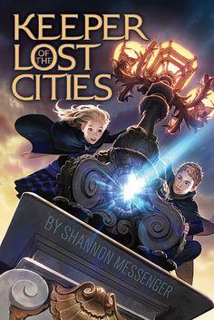 Keeper of the Lost Cities (Keeper of the Lost Cities, #1)