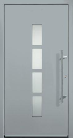 Modern Entry Doors - Modern Entry Door Modern Entry Door, Modern Exterior Doors, Entry Doors, Iron Windows, Iron Doors, Modern Windows And Doors, Modern Driveway, Door Design, Phoenix