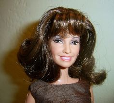 Susan Lucci All My Children Erica Kane doll Susan Lucci, Diva Dolls, Barbie Dolls, Dolls Dolls, Cabbage Patch Kids, Barbie Collection, Celebs, Celebrities, Business Women