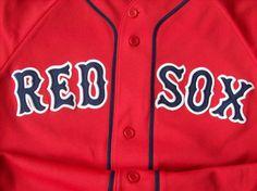 Resultado de imagen para jersey red sox baseball 2014