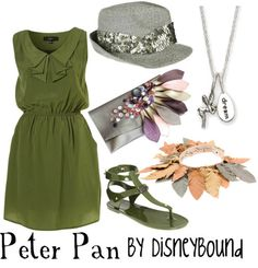 I'm in love with this blog - Disney inspired outfits? Yes! : )