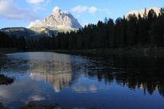Lago Misurina e Tre cime di Lavaredo - AURONZO DI CADORE -Dolomiti