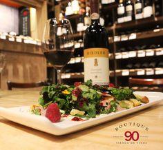 Descubra nuestra propuesta de MARIDAJE PERFECTO Somos dos destinos en uno: Restaurante y Tienda de Vinos www.daniel.com.co/Boutique90