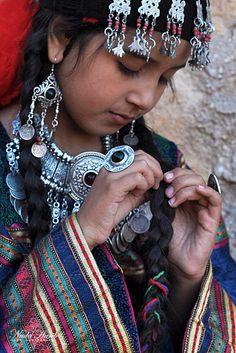 Libyan Berber Girl