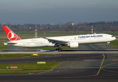 Boeing 777 Turkish Airlines by TrickyMartin2006, via Flickr