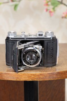 SUPERB! 1938 Welta Welti, 35mm Camera, Freshly Serviced!