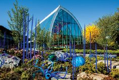 JG Neil Seattle Chihuly Garden and Glass #jgneil #seattle