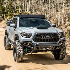 LEAD TIME: 4 weeks Bumper ships freight, so it is recommended to have it shipped to your preferr Toyota Tacoma 4x4, Toyota Tacoma Interior, Toyota 4runner Trd, Tacoma Truck, Toyota Autos, Toyota Trucks, Lifted Ford Trucks, Ford Raptor, Toyota Tacoma Accessories