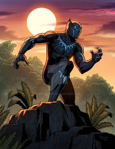 Explore best blackpanther art on DeviantArt