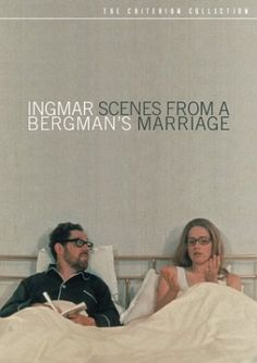 Scenes from a Marriage by Ingmar Bergman (1973)