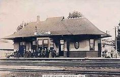 Image result for rail-canada Ontario stations