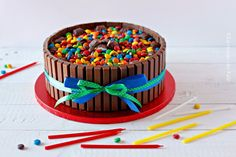 Torta Kit Kat | La ricetta che Vale