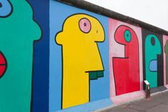https://flic.kr/p/efxXWb | Thierry Noir | Thierry Noir painting on the wall