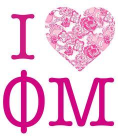 Love Phi Mu