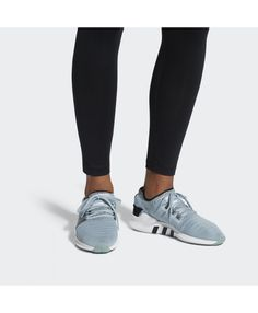 Adidas Women Originals Eqt Racing Adv Primeknit Blue Tint Shoes 69a33ec24