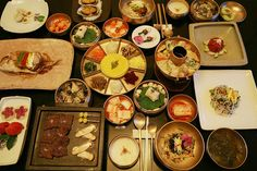 Wedding food korean ideas for 2019 Korean Dishes, Korean Food, Chinese Food, Vietnamese Recipes, Asian Recipes, Daegu, Asian Soup, Momofuku, Korean Wedding