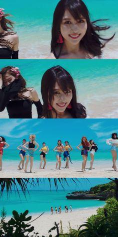 TWICE 'Dance The Night Away' MV.
