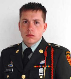 Sgt. Dustin S. Wakeman. 1-40th Cavalry Regiment, 4th Airborne Brigade Combat Team, 25th Infantry Division of Fort Richardson, Alaska. SGT Wakeman was 25 years old and from Fort Worth, Texas. He died August 4, 2007 when attacked with an IED in Hawr Rajab, Iraq.