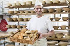 Brotbacken in der Bäckerei Matitz : Nassfeld