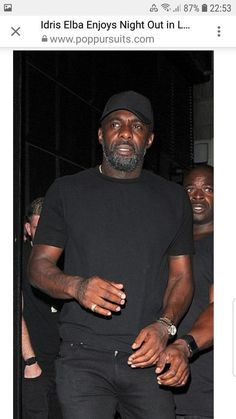 Idris Elba, Bae, Amazing, Mens Tops, T Shirt, Amor, Supreme T Shirt, Tee Shirt, Tee