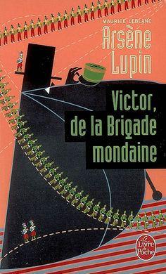 Victor de la brigade mondaine - Maurice Leblanc