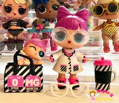 Shopkins, Monster High Birthday, Barbie Toys, Pretty Necklaces, Wraps, Lol Dolls, Geek Girls, Little Sisters, Video Link