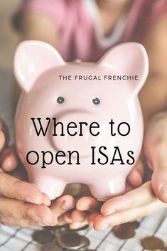 There are such limited resources out there for younger people in regards to money. Opening ISAs are a great way to encourage them to save up, but knowing where to open them can be confusing. Here's a brief intro and easy guide Young People, Frugal, Saving Money, Posts, Teaching, Group, Board, Easy, Blog