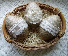 Купить Пасхальный набор яиц - бежевый, Пасха, пасхальный сувенир, пасхальный подарок, пасхальное яйцо