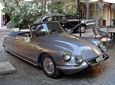 1955 Citroen DS Decapotable