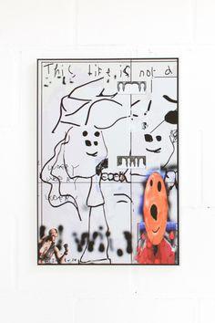 Freundlich, Graphic Design Typography, Graphic Design Inspiration, Zine, Art Inspo, Cyber, Wall Art, Cool Stuff, Drawings