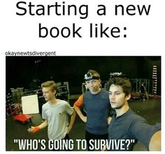 We're looking at you Veronica Roth, John Green, and Suzanne Collins... Just to start with