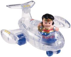 Fisher-Price Little People DC Super Friends Wonder Woman Invisible Jet Fisher-Price http://smile.amazon.com/dp/B0076YQHEQ/ref=cm_sw_r_pi_dp_ImZkub17VBSCJ