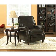 Better Homes and Gardens Nailhead Leather Recliner - WM3474