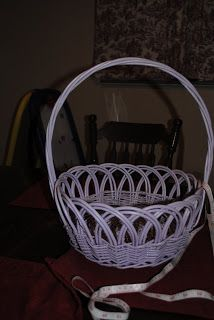 Sew & Sew 'N Such & Such: EASY Easter Basket Liner Tutorial