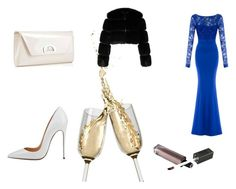 """""""Unbenannt #3"""" by belmasalanovic ❤ liked on Polyvore featuring Givenchy and Christian Louboutin"""