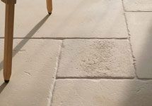 Tumbled Sahara Limestone : unfilled and tumbled - Click to view more images