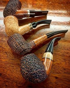 Wooden Smoking Pipes, Pipe Smoking, Tobacco Pipes, Cool Pipes, Briar Pipe, Wood For Sale, Cigar Bar, Pipes And Cigars, Up In Smoke