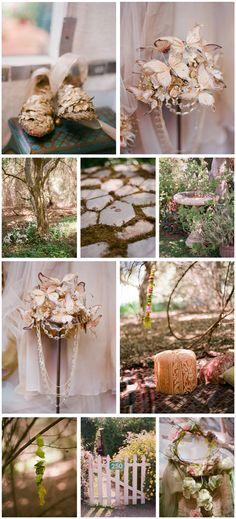 fairy wedding theme